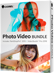 Corel Photo Video Suite 2019 English/French/Spanish  -WIN -Commercial -ESD