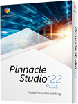 Corel Pinnacle Studio 22 Plus English/French/Spanish  -WIN -Commercial -ESD