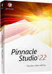 Corel Pinnacle Studio 22 Standard English/French/Spanish  -WIN -Commercial -ESD