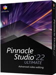 Corel Pinnacle Studio 22 Ultimate English/French/Spanish  -WIN -Commercial -ESD
