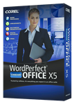 Corel Office 5 Commercial Win CD - Box