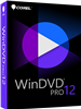 Corel WinDVD Pro 12 English/French/Spanish  -WIN -Commercial -ESD