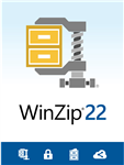 Corel WinZip 22 Standard English/French/Spanish  -WIN -Commercial -ESD