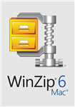 Corel WinZip Edition 6  -MAC -Commercial -ESD