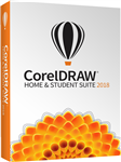 CorelDRAW Home & Student Suite 2018 Mini   -Commercial -BOX Win