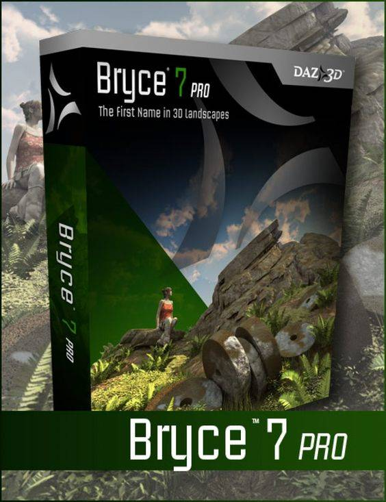 Bryce Pro 7 -Commercial -ESD -Hybrid
