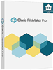 FileMaker Pro 17 Advanced -Education/Non-profit - Individual  -MAC/WIN -Academic -BOX