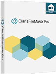 FileMaker Pro 16 Advanced -Education/Non-profit - Individual  -MAC/WIN -Academic -BOX