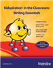 Inspiration Kidspiration Writing Essentials Book -