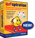 Inspiration Kidspiration 3.0 Lab Pack - 10 Users  -MAC/WIN -Academic -BOX