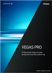 MAGIX VEGAS Pro 15 Edit Commercial Win ESD Multi-Lingual - ESD