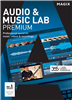 MAGIX Audio & Music Lab Premium English/German  -WIN -Commercial -ESD