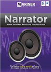 Mariner Narrator  -MAC -Commercial -ESD
