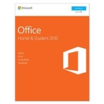 Microsoft Office 2016 Home & Student - 1 PC -Box