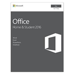 Microsoft Office 2016 Home & Student - 1 Mac -Box