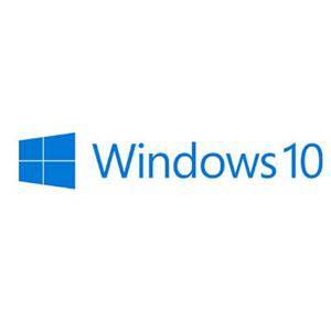 Microsoft Windows 10 Pro 64-bit - License - 1 License - OEM -Commercial -WIN -Box