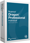 Nuance Dragon Professional Individual 15.0 -Academic -Box