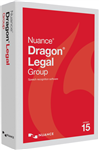 Nuance Dragon Legal Group 15.0 -Academic -Box