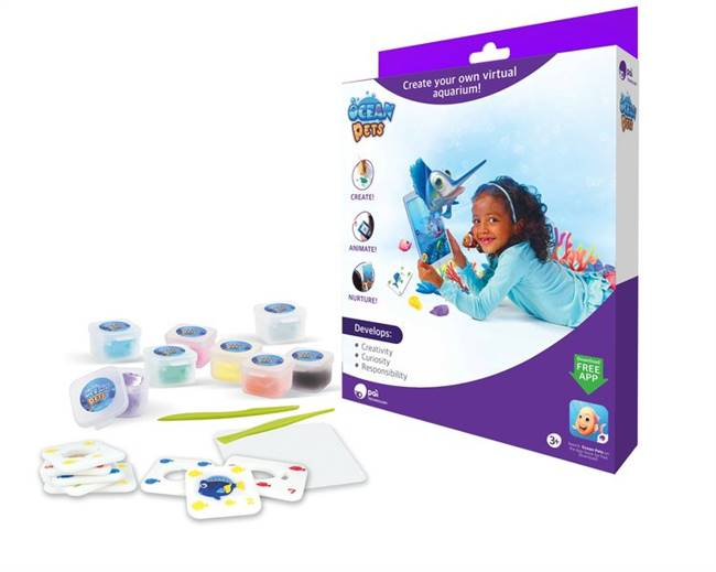 Pai Technology Ocean Pets Skill Developmental Toy -Commercial -BOX