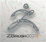 ZBrush 2019 Volume License (21+ licenses)  -Academ