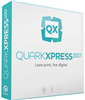 Quark QuarkXpress 2017 -Non-Profit  -MAC/WIN -NonProfit -BOX