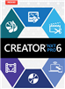 Corel Roxio Creator NXT Pro 6 English/French/Spanish  -WIN -Commercial -ESD