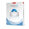 Corel Toast 17 Titanium License (1-4)   -Commercial -ESD Win