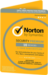 Symantec Norton Security Premium -10 Device  -MAC/WIN -Commercial -ESD