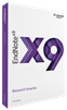 Clarivate Analytics EndNote X9 CD  -MAC/WIN -Commercial -BOX