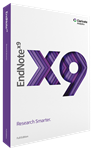 Clarivate Analytics EndNote X9 Commercial Mac/Win ESD - ESD