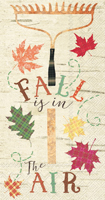 Fall is in the air Guest Towel