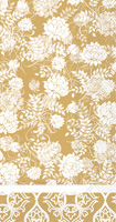 Classic Garden Gold Guest Towels