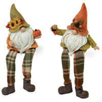 Pete & Patch Autumn Gnomes