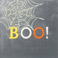 Boo Cocktail Napkins