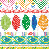 Fiesta Cocktail Napkins