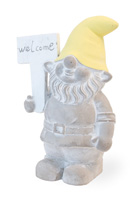 Willy Welcome Gnome