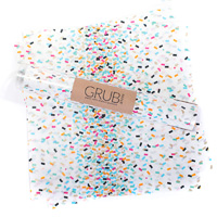 Eat Drink Host Grub Paper Confetti