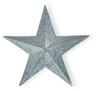 Americana Rustic Metal Star Decor