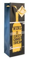 Always Good Idea Wine Bag
