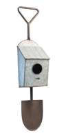 Shovel Birdhouse