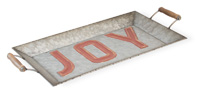 Joy Metal Tray