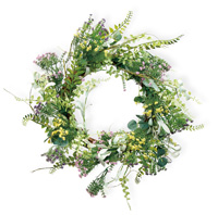 Field Flowers Wreath