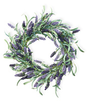 Lovely Lavender Wreath