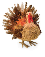 Natural Harvest Grass & Feather Turkey Medium