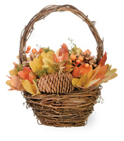 Autumn Splendor Basket