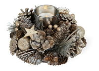 Champagne Dreams Tealight Holder