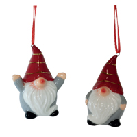 Wald & Wulf Gnome Ornaments