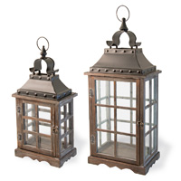 Medieval Mercer Lanterns