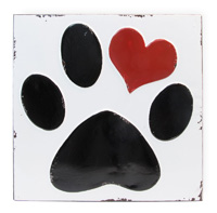 Paw Heart Sign