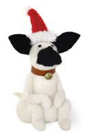 Santa Paws Ruff Ornament